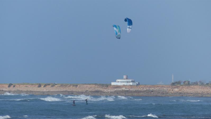 Wind report Dar Koch - Maroc (MA) 2018-05-10 16:00:00