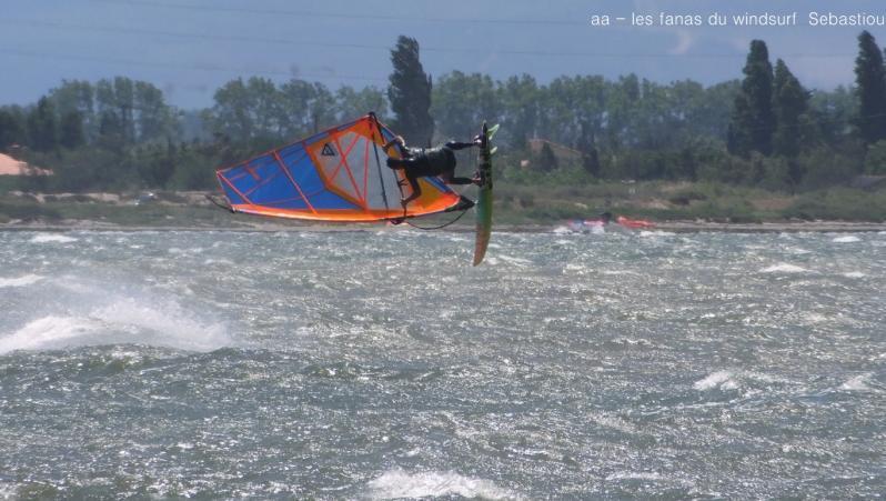 Wind report Le Barcarès - Cap Coudalère  - France (66) 2018-06-18 18:00:00