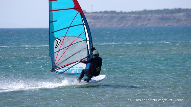 wind report Leucate - Les Coussoules - France (11) 2018-07-11 16:00:00