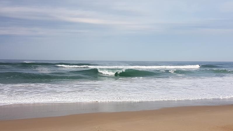 Surf report Hossegor - La Gravière - France (40) 2018-07-12 09:00:00