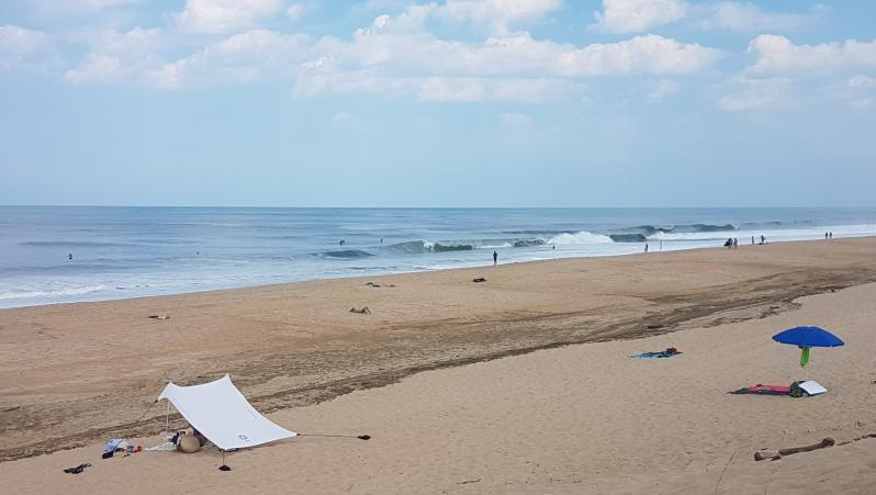 Surf report Hossegor - La Gravière - France (40) 2018-07-18 12:00:00