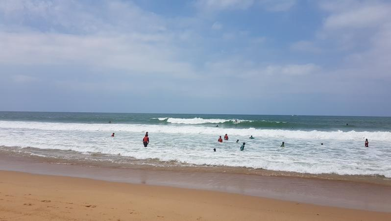Surf report Hossegor - La Gravière - France (40) 2018-07-19 13:00:00