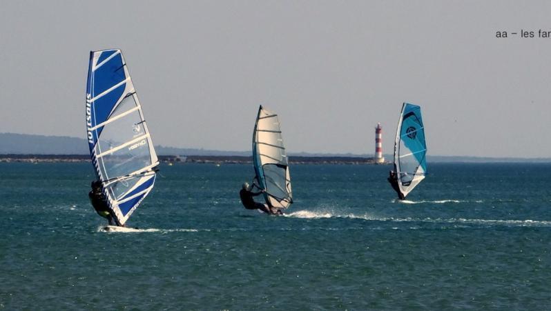Wind report Port-la-Nouvelle - Plage Sud - France (11) 2018-07-23 14:00:00