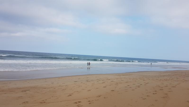 Surf report Hossegor - La Gravière - France (40) 2018-07-26 09:00:00