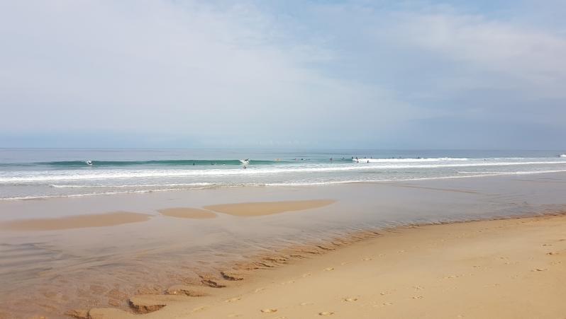 Surf report Hossegor - La Gravière - France (40) 2018-07-27 09:00:00