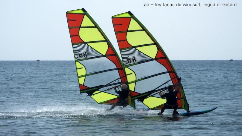 Wind report Port-la-Nouvelle - Plage Nord - France (11) 2018-07-28 15:00:00