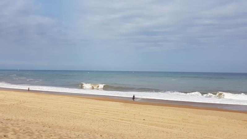 Surf report Hossegor - La Gravière - France (40) 2018-08-01 11:00:00