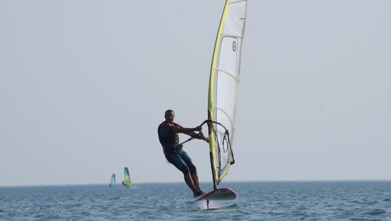 wind report Leucate - Les Coussoules - France (11) 2018-08-05 14:00:00