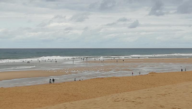 Surf report Vieux Boucau - France (40) 2018-08-13 12:00:00