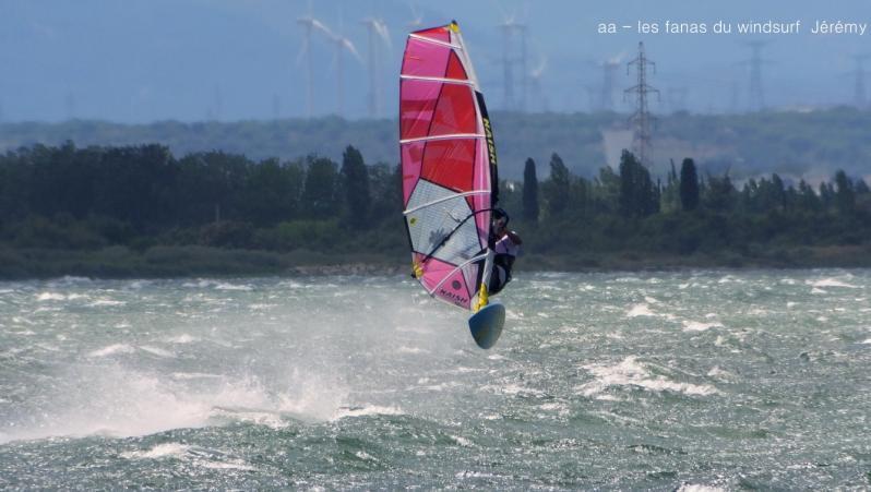 wind report Le Barcarès - Cap Coudalère  - France (66) 2018-08-14 18:00:00