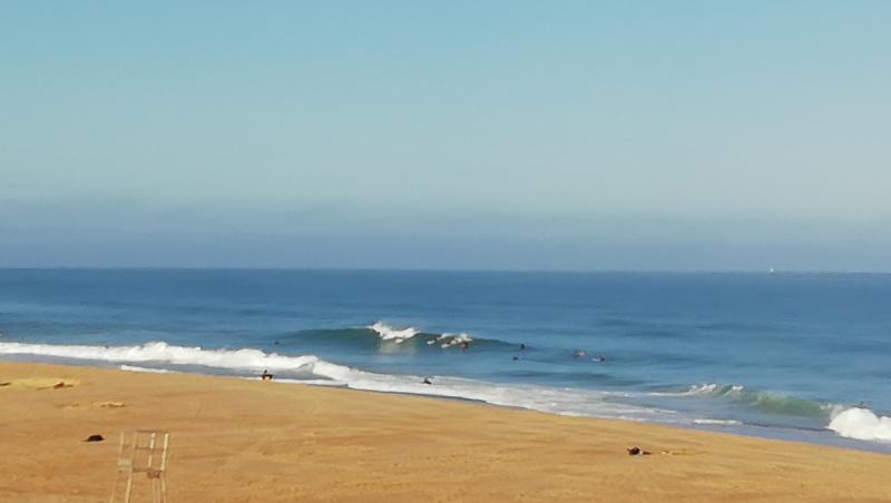 Surf report Vieux Boucau - France (40) 2018-08-15 09:00:00