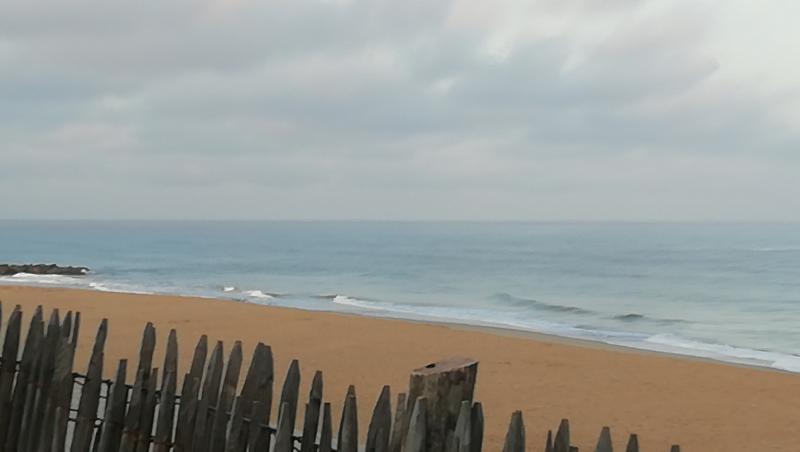 Surf report Vieux Boucau - France (40) 2018-08-16 08:00:00