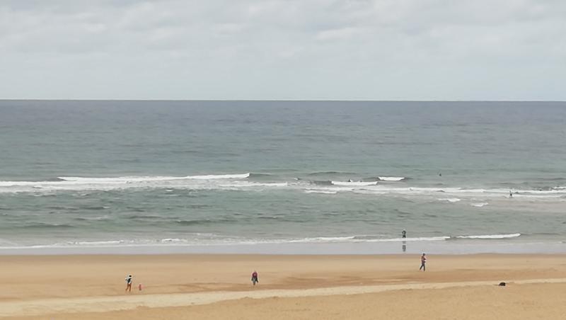 Surf report Vieux Boucau - France (40) 2018-08-24 10:00:00