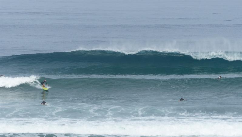 Surf report Contis Plage - France (40) 2018-08-31 10:00:00
