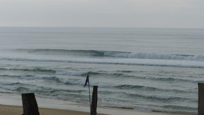 wave report Biscarrosse Plage - France (40) 2018-09-05 17:00:00