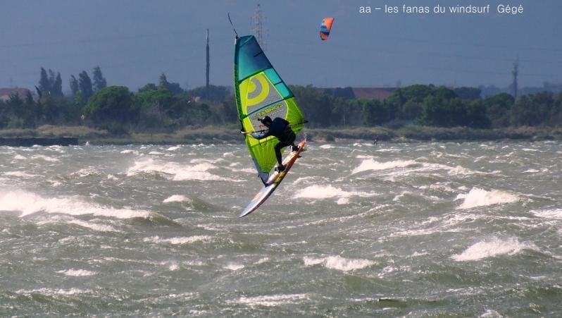 Wind report Le Barcarès - Cap Coudalère  - France (66) 2018-10-01 18:00:00
