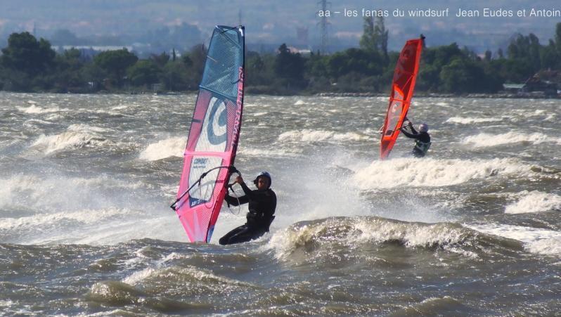Wind report Le Barcarès - Cap Coudalère  - France (66) 2018-10-02 17:00:00