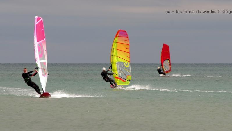 wind report Port-la-Nouvelle - Plage Nord - France (11) 2018-10-08 17:00:00