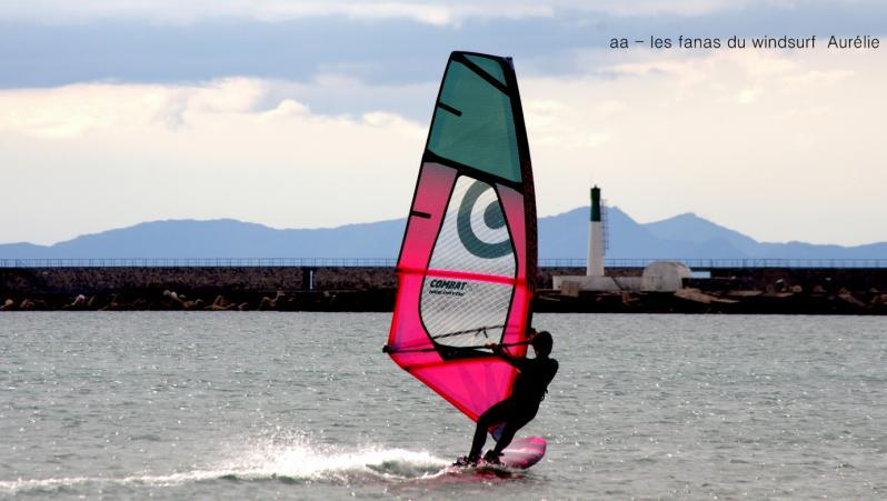 Wind report Port-la-Nouvelle - Plage Nord - France (11) 2018-10-08 17:00:00