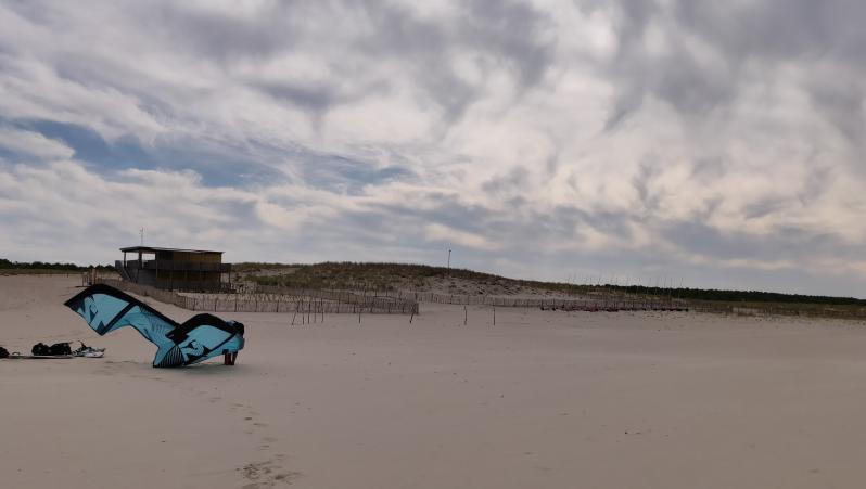 Wind report La Salie - France (33) 2018-10-11 11:00:00
