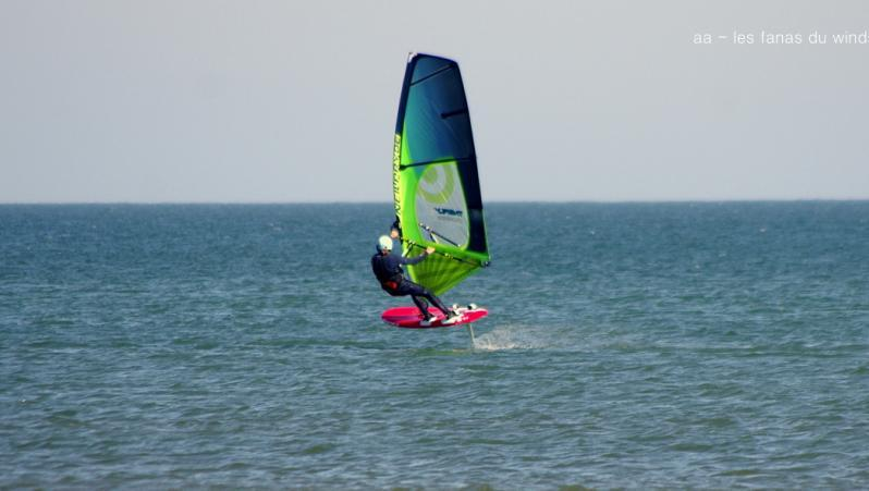wind report Port-la-Nouvelle - Plage Nord - France (11) 2018-10-21 18:00:00
