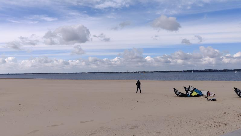 Wind report Arcachon - Pereire - France (33) 2018-10-28 11:00:00