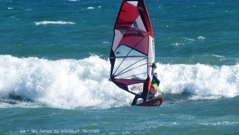 Surf report Saint-Cyprien - La Nord - France (66) 2018-11-12 17:00:00