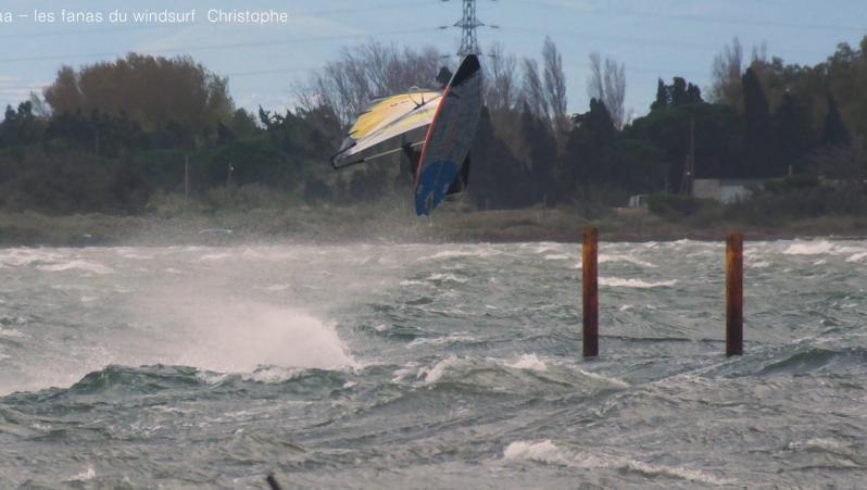 wind report Le Barcarès - Cap Coudalère  - France (66) 2018-11-25 17:00:00