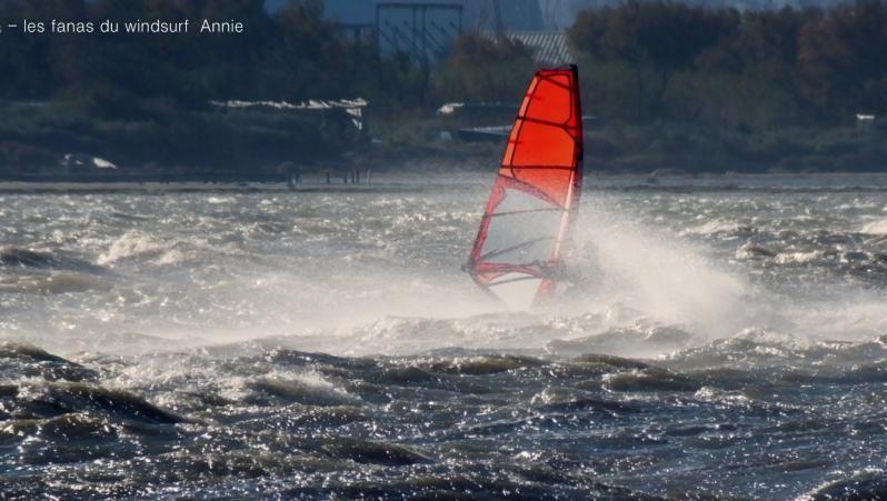 wind report Le Barcarès - Cap Coudalère  - France (66) 2019-01-02 17:00:00
