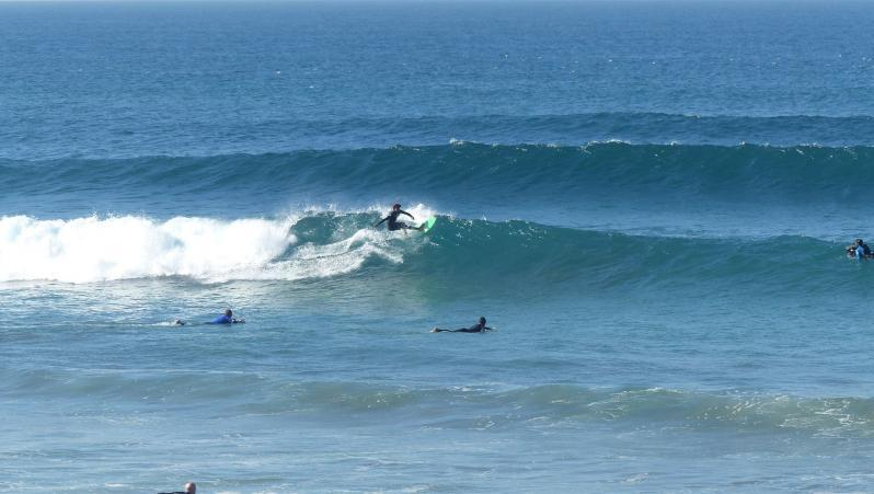 Surf report Jack Beach - Maroc (MA) 2019-01-05 13:00:00