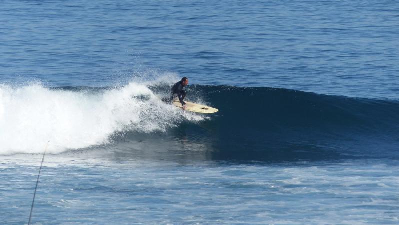 Surf report La Bobine - Maroc (MA) 2019-01-06 12:00:00