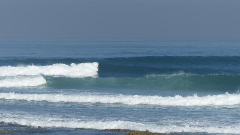 Surf report La Bobine - Maroc (MA) 2019-01-07 13:00:00