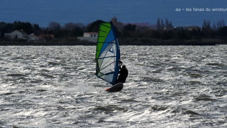 wind report Le Barcarès - Cap Coudalère  - France (66) 2019-01-08 17:00:00