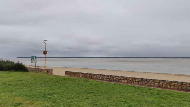 Wind report Arcachon - Pereire - France (33) 2019-01-08 15:00:00
