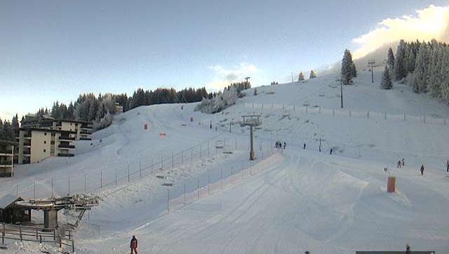 snow report Le Collet d'Allevard - France (38) 2019-01-10 10:00:00