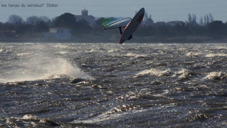 wind report Le Barcarès - Cap Coudalère  - France (66) 2019-01-10 17:00:00