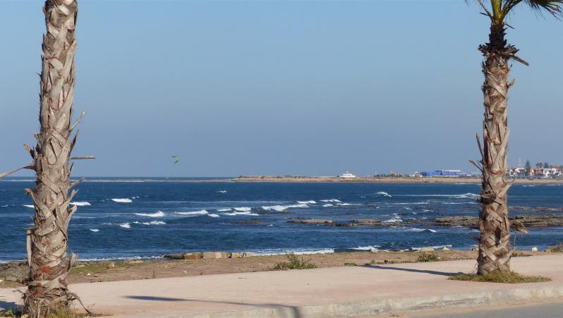 Wind report Dar Koch - Maroc (MA) 2019-01-11 16:00:00