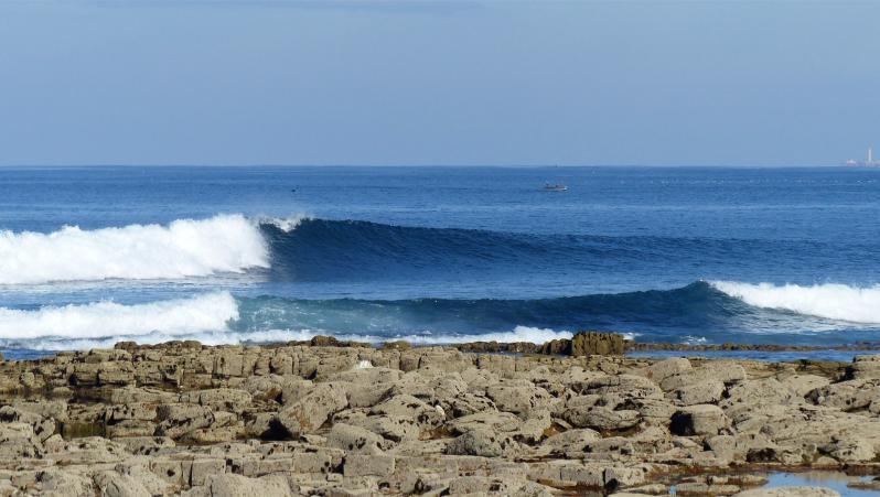 Surf report La Bobine - Maroc (MA) 2019-01-15 16:00:00