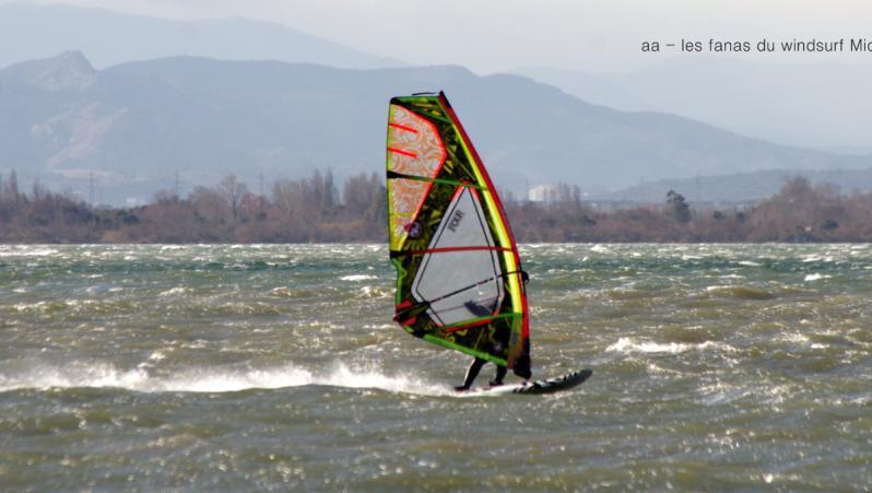 wind report Le Barcarès - Cap Coudalère  - France (66) 2019-01-21 16:00:00