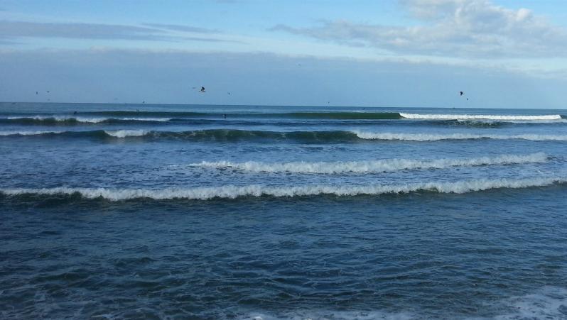 wave report Petit Port Dar Bouazza - Maroc (MA) 2019-01-22 17:00:00
