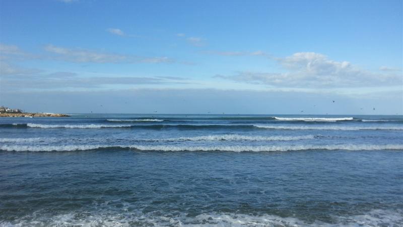 Surf report Petit Port Dar Bouazza - Maroc (MA) 2019-01-22 17:00:00
