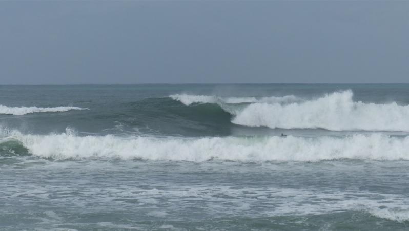 Surf report Petit Port Dar Bouazza - Maroc (MA) 2019-01-23 17:00:00