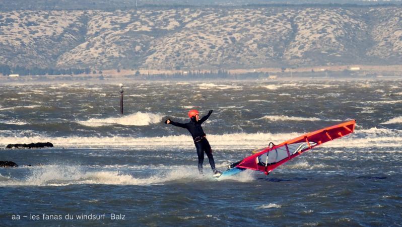 wind report Le Barcarès - Cap Coudalère  - France (66) 2019-01-24 17:00:00