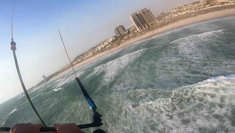 Wind report Kite Beach - Bloubergstrand - Afrique du Sud (ZA) 2019-01-25 16:00:00