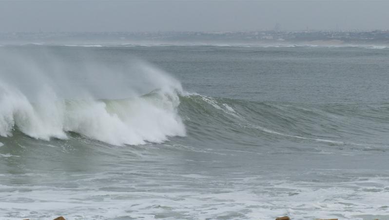 Surf report Petit Port Dar Bouazza - Maroc (MA) 2019-01-31 13:00:00
