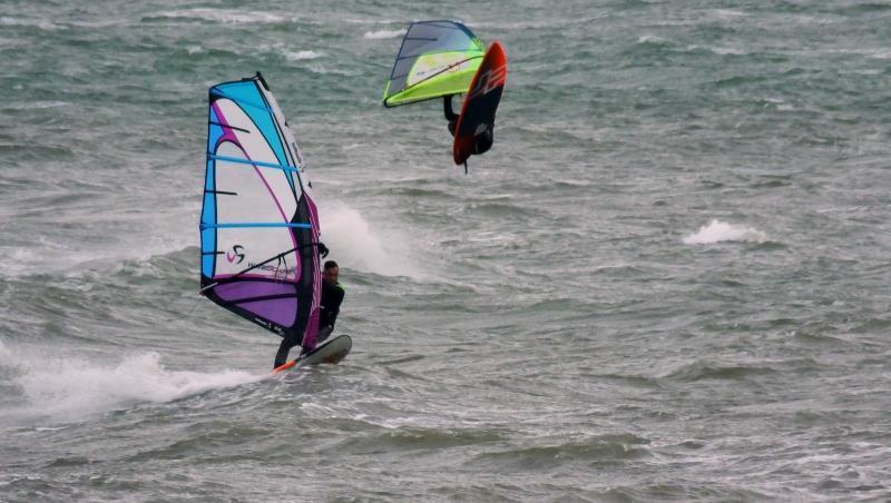 Wind report Le Barcarès - Cap Coudalère  - France (66) 2019-02-02 17:00:00