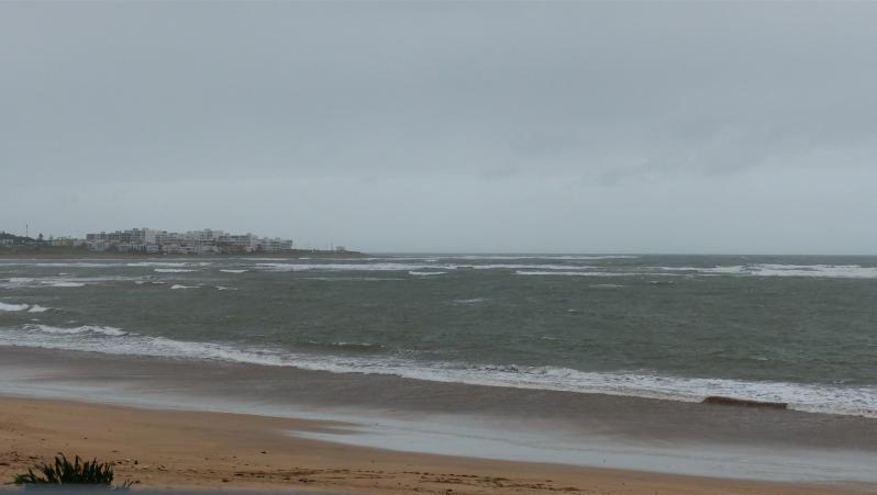Wind report Dar Koch - Maroc (MA) 2019-02-01 17:00:00