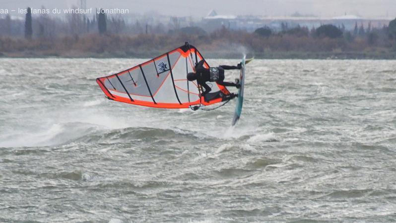 Wind report Le Barcarès - Cap Coudalère  - France (66) 2019-02-11 17:00:00