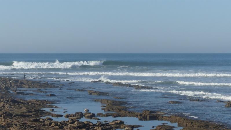Surf report La Bobine - Maroc (MA) 2019-02-14 16:00:00