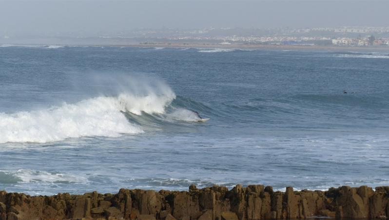 Surf report La Bobine - Maroc (MA) 2019-02-16 11:00:00